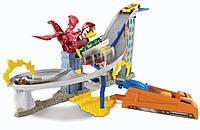 Игровой трек Hot Wheels Дракон Разрушитель Dragon Destroyer