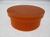 Коробочка с крышкой  для бисера и бусин (диаметр 42мм, высота 18 мм)