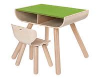 Стол и стул, Plan Toys