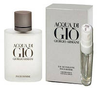 Духи мужские Giorgio Armani - Acqua di Gio Pour Homme, Тестер 22мл