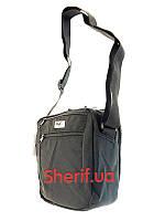 Сумка для документов на плечо черная  Fox Outdoor Travel-II Black Max Fuchs 30959A