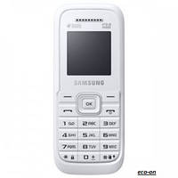 Мобильный телефон Samsung B110 white, фото 1