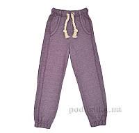 Спортивные брюки Jumper Timbo H025322 фиолетовые 122