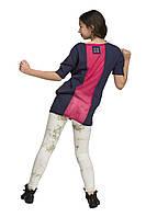 Леггинсы-брюки подростковые стильные