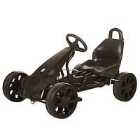 Детский веломобиль педальный картинг М 3106-2 резиновое EVA колесо от поставщика