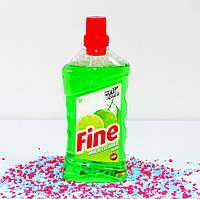Моющее средство универсальное Well Done Fine Lime 1L