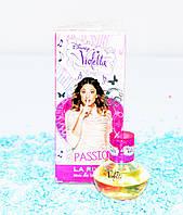 Детская парфюмированная вода VIOLETTA PASSION,2 0 мл