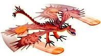 Функциональный Дракон Кривоклык Как приручить дракона, DreamWorks Dragons Action Dragon Hookfang, из США