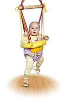 Детские прыгунки с обручем 3 в 1 для малышей в ассортименте