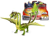 Функциональный дракон двухглавый Пристеголов, DreamWorks Dragons Action Dragon, Zippleback Belch & Barf