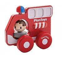 Деревянная игрушка Plan Тoys - Пожарная машина