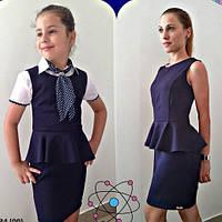 Платье школьное для подростка 634