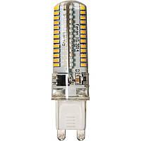 "Лампа светодиодная ""капсульная"" LB-421 230V 3W 64leds   G9 2700K 240Lm, Feron"
