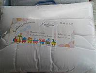 Комплект в кроватку (одеяло и подушка)