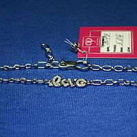 Женский серебряный браслет на руку Love 5019