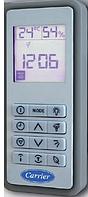 Пульт кондиционера Carrier с гигрометром и термометром