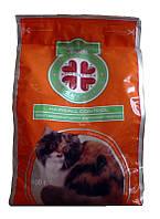Сухой корм для котов мясные крокеты с эффектом выведения шерсти 400г - Клуб 4 лапы