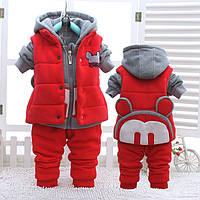 Костюмы теплые для деток до года