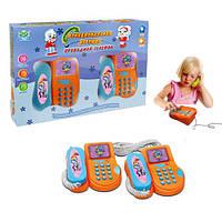 Набор детских проводных Телефонов EC 80259 R/00598366 S+S Toys