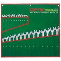 Набор ключей комбинированных  TOPTUL GAAA2604  26 шт. 6-32