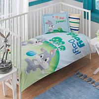 Постельное белье для новорожденных ТAC Disney - Looney Tunes Sylvester and Bugs Bunny Baby