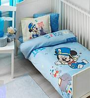Постельное белье в детскую кроватку ТAC Disney - Mickey Cirque Baby