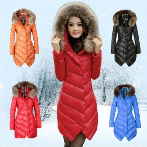 Модные красивые куртки на зиму для