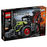 Lego Technic Трактор Claas Xerion 5000 Trac VC 42054