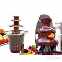 Міні шоколадний фонтан-фондю - Міні Chocolate Fondue Fountain