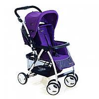 Прогулочная коляска Quatro Caddy Фиолетовая