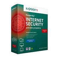 Программное обеспечение Kaspersky Internet Security 2015 Multi-Device 2-Device 1 year Base Bo (KL1941OBBFS)