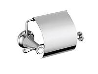 Держатель для туалетной бумаги KUGU Bavaria 311C (латунь, хром)(Бесплатная доставка Новой почтой)