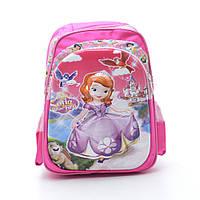 Очень красивый рюкзак для девочек. Ортопедическая спинка. Хорошее качество. Интернет магазин. Код: КДН396