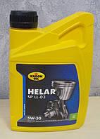 Моторное масло Kroon Oil Helar SP 5W30 LL-03 1L (VW 504.00/507.00)