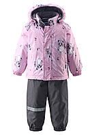 Детский зимний костюм для девочек Lassie by Reima 713694 - 5121.  Размер 74 - 98.