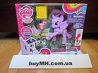 Игровой мини набор Hasbro My Little Pony Princess Twilight Sparkle с артикуляцией