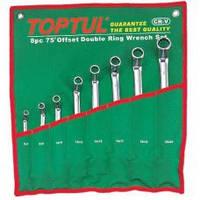 Набор накидных ключей    TOPTUL GAAA0810   8 ед.   6-22 мм (угол 75°)