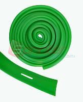 Эспандер-лента с прорезями зеленый
