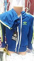 """Детский спортивный костюм """"Adidas"""" (синий)"""