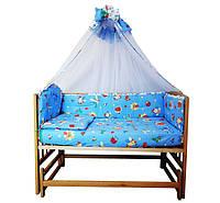 Детская постель для кроватки LaBona «Соня»