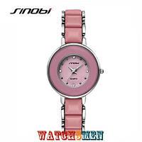 Женские наручные часы Sinobi S9491LP Pink
