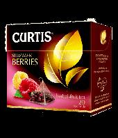 Чай фруктовый Curtis Summer Berries в пирамидках 20 шт. 907960