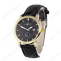 Мужские наручные часы Ulysse Nardin Black/Gold/Black