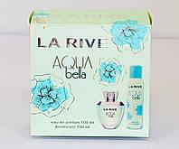 Женский подарочный набор AQUA BELLA (Туалетная вода/дезодорант) LR