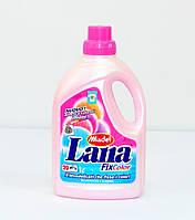 Жидкое средство для стирки шерсти с фиксацией цвета вещей MADEL Lavatrice LANA FIX COLOR 1L M0075