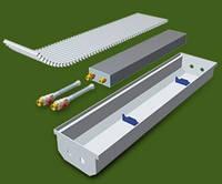 Конвектор  внутрипольный с естественной конвекцией КПЕ 240., фото 1