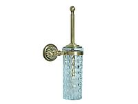 Ершик настенный KUGU Hestia antique 905A (латунь, бронза, стекло)(Бесплатная доставка Новой почтой)