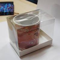 Прозрачная упаковка для чашки