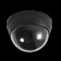 Купольная камера видеонаблюдения муляж обманка