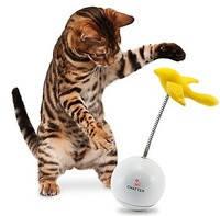 Интерактивная игрушка-неваляшка для кошек PetSafe FroliCat Chatter